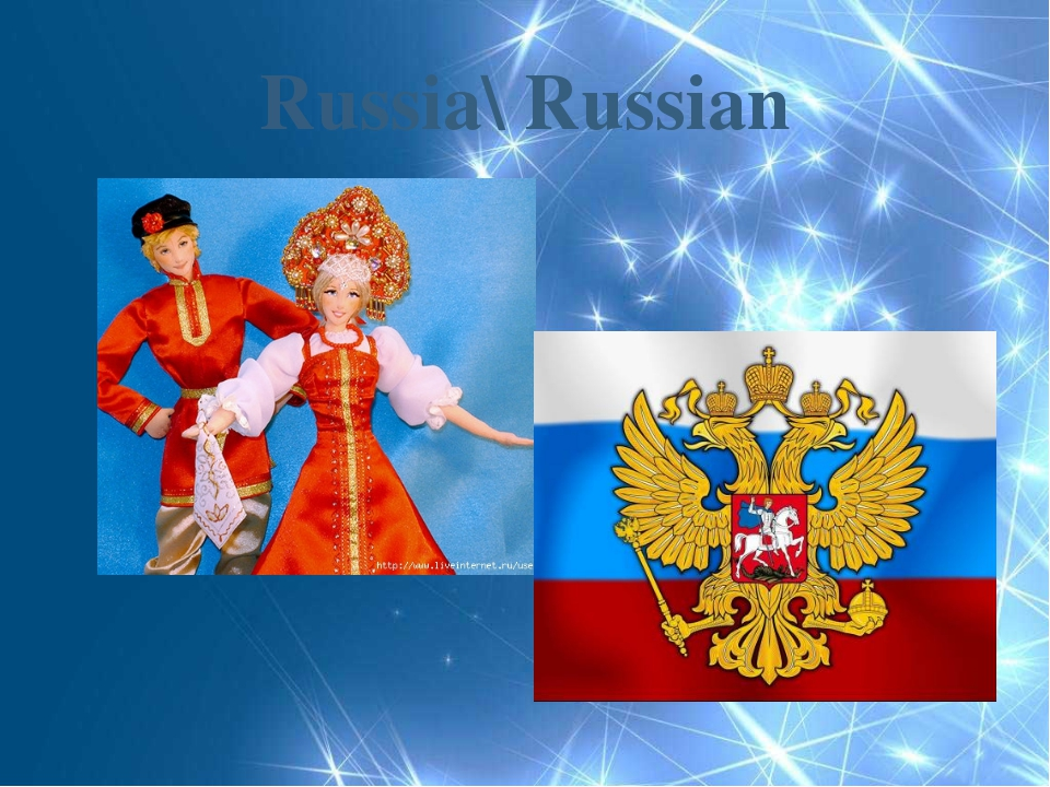 Russia\ Russian
