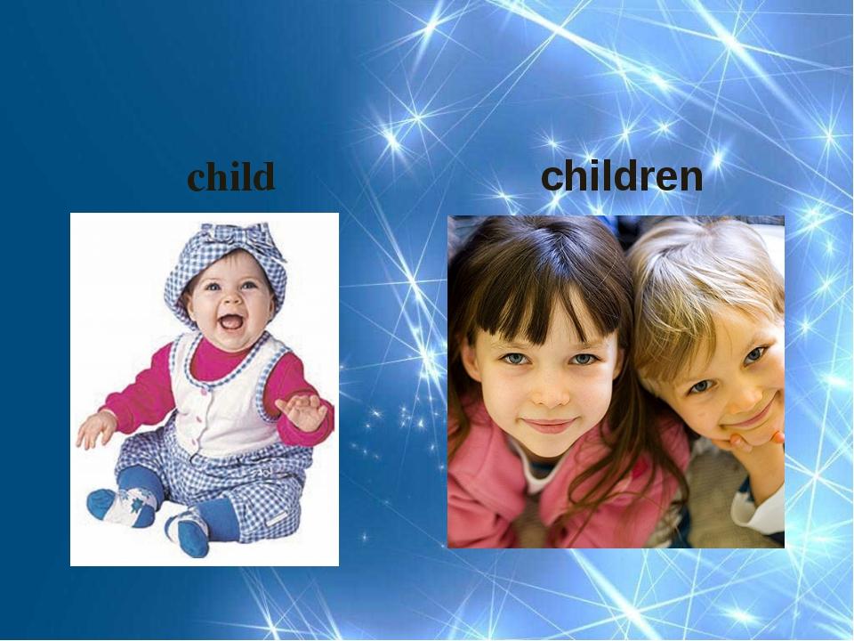 child children