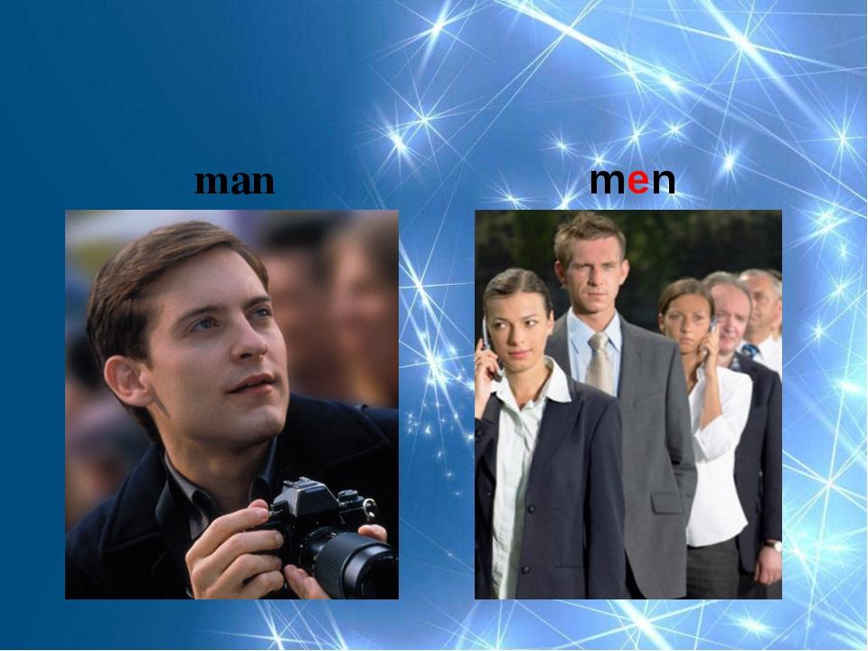 man men