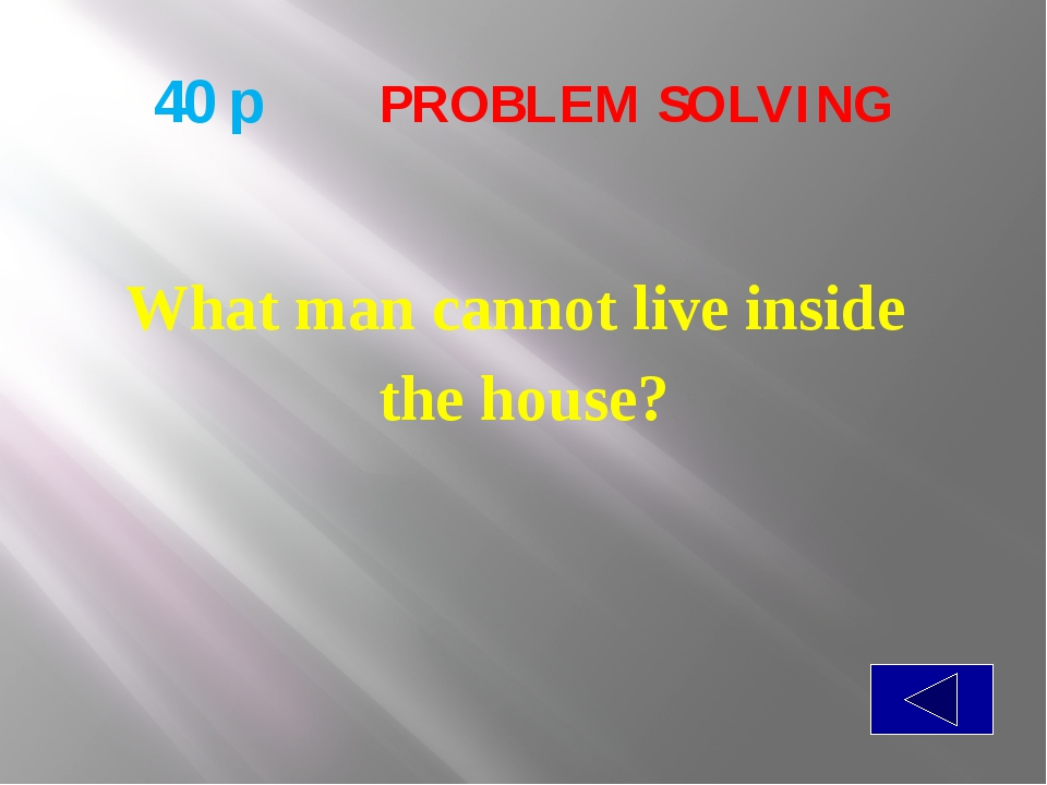 50 p  PROBLEM SOLVING Where can you find roads without cars, forests withou...