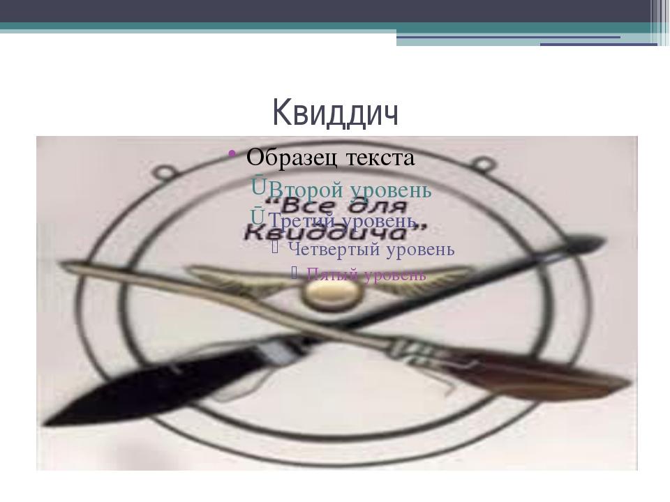 Квиддич