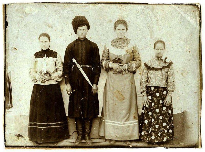 Портреты казаков - История России до 1917 года