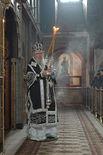 Литургия Преждеосвященных Даров в Сретенском монастыре 4 апреля 2007 г.