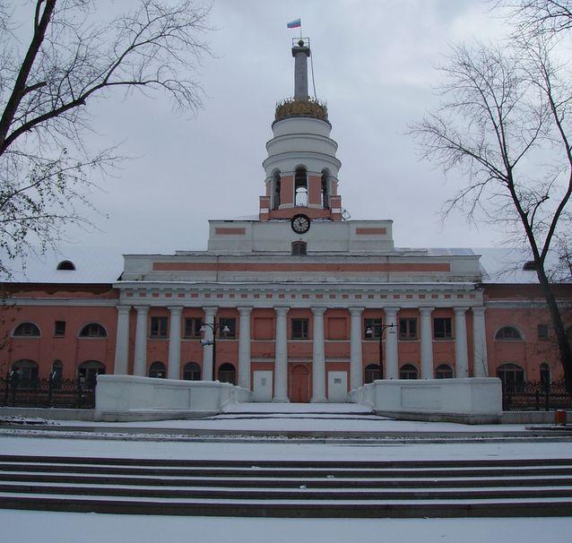 главный корпус ижевского завода, Ижевск