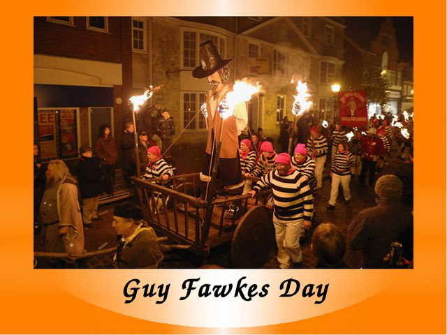 Guy Fawkes Day