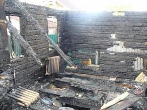 Поступили официальные подробности о гибели шестилетних детей на пожаре