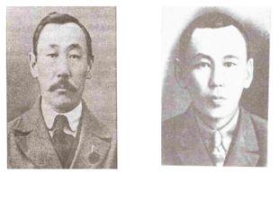 * Анемподист Иванович Софронов- Алампа – один из основоположников якутской ли