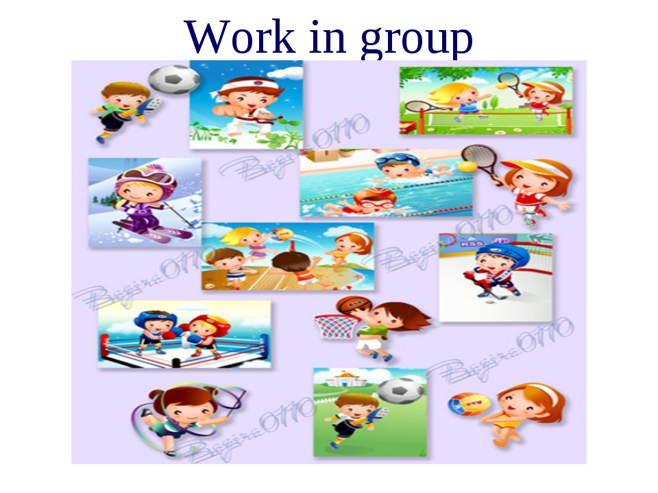 Work in group