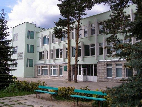 Учебный корпус Суводского лесхоза-техникума