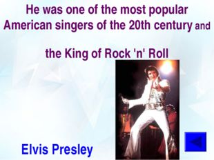 He was one of the most popular American singers of the 20th century and the K