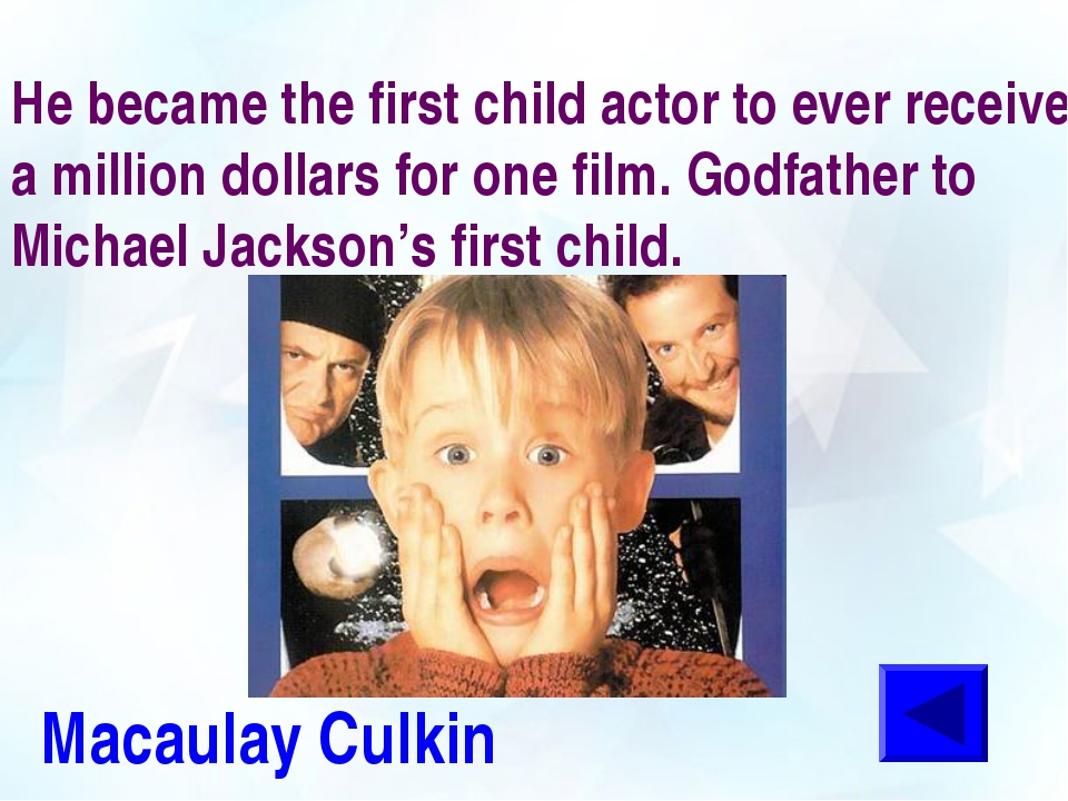 He became the first child actor to ever receive a million dollars for one fil...