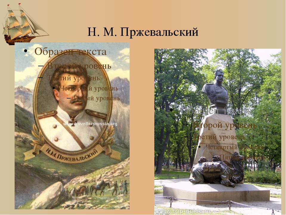 Н. М. Пржевальский