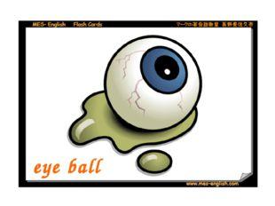 eye ball