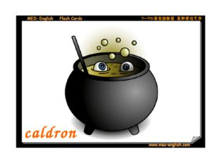 caldron