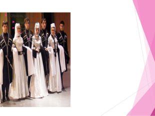 Национальная одежда У мужчин: нижняя рубаха – перанга, нижние штаны – шеидиши