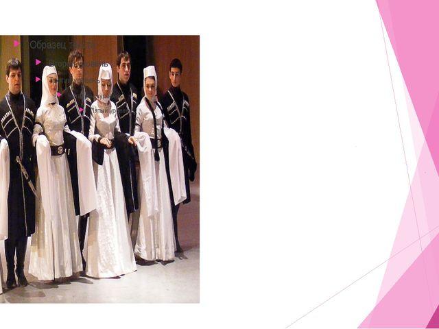 Национальная одежда У мужчин: нижняя рубаха – перанга, нижние штаны – шеидиши...