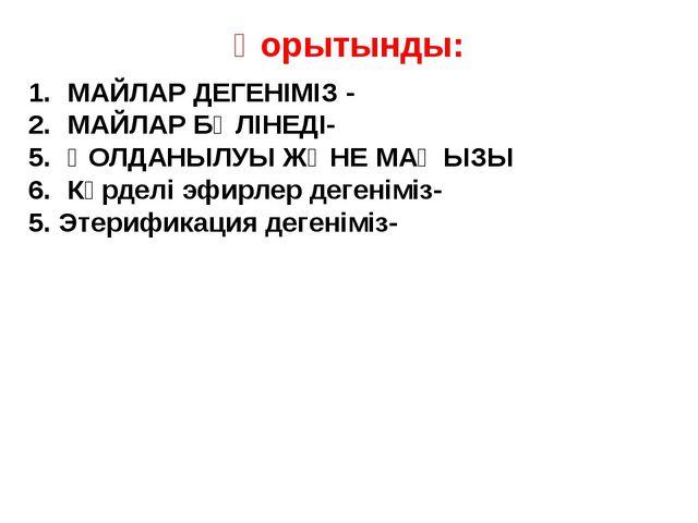 Реакция теңдеулерін аяқта,атауларын ата, атау ларын ата 1 нұсқа: С5Н11СООН +...