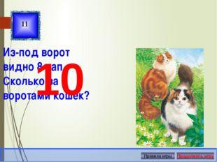 9 Правила игры Продолжить игру У бабушки жил внук Федор, пес Шарик, кот Вася
