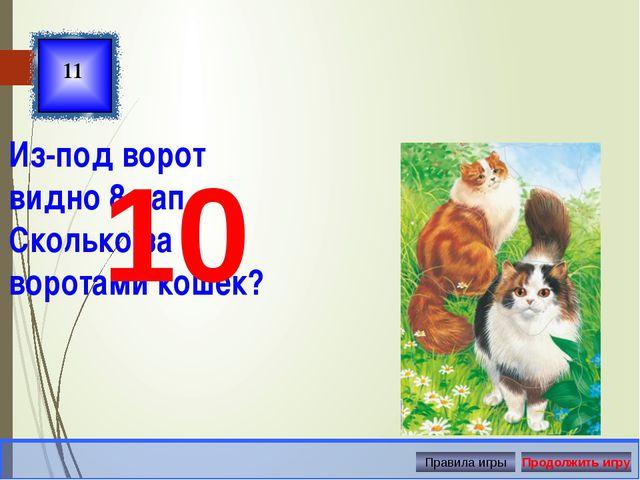 9 Правила игры Продолжить игру У бабушки жил внук Федор, пес Шарик, кот Вася...
