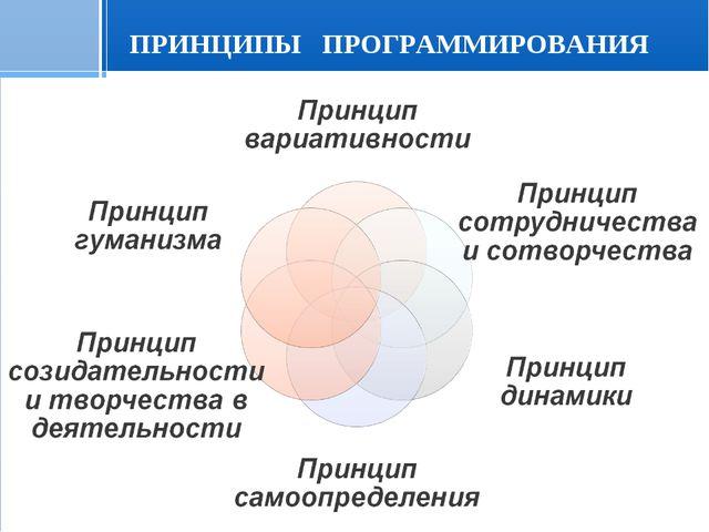 ПРИНЦИПЫ ПРОГРАММИРОВАНИЯ Стр. * 20.01.2006 Презентация