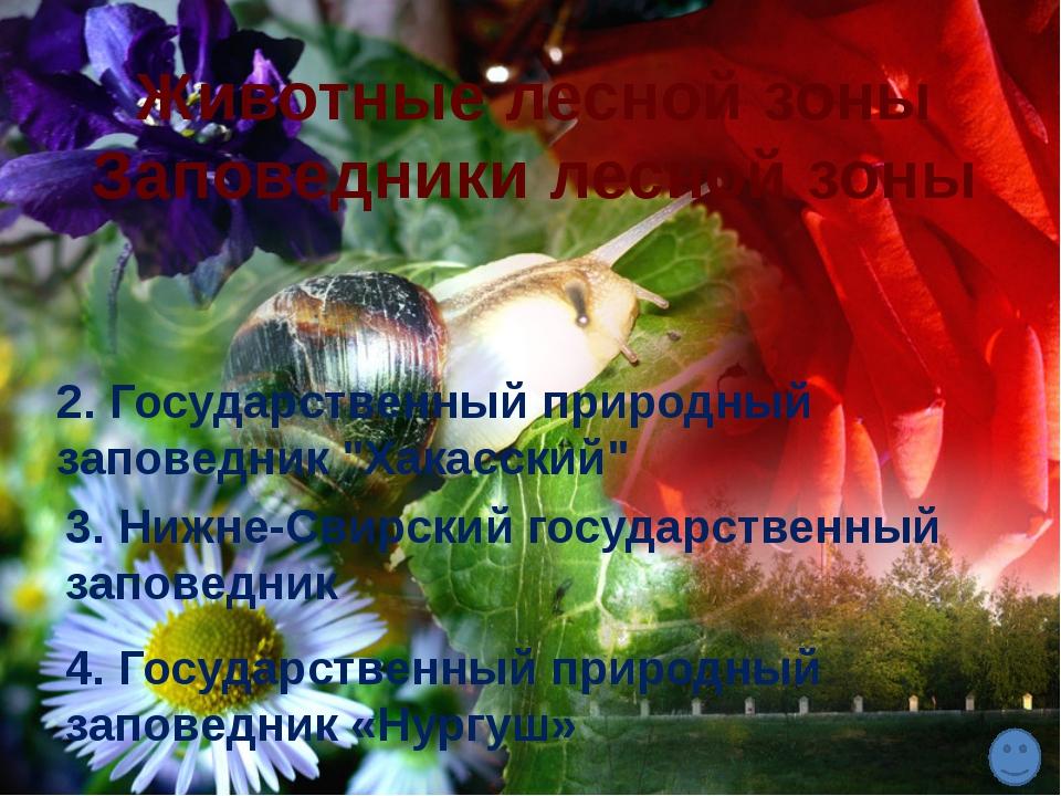 """Государственный природный заповедник """"Хакасский"""" созданный в 1999 году Наибол..."""