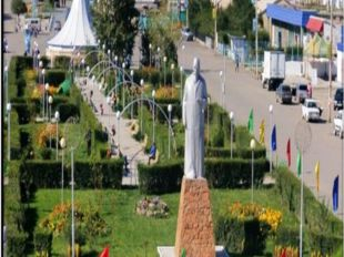 Абай ауданының орталығы Қарауылда