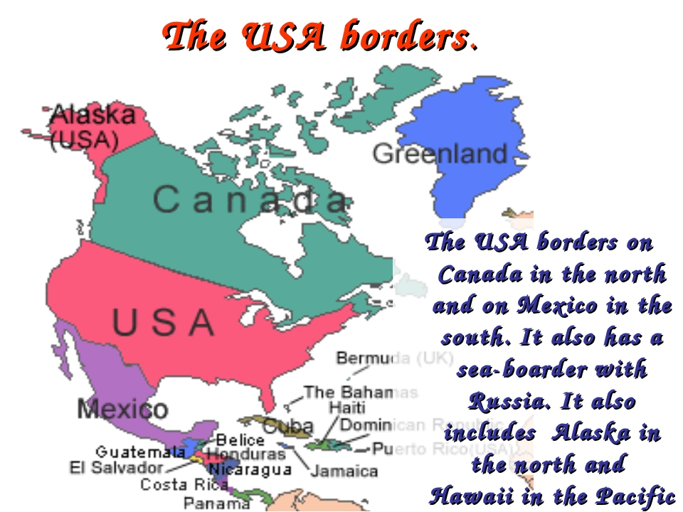 the issue of international borders as portrayed in the us mexican border