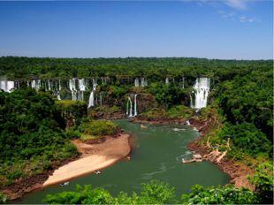 Неукротима буйная природа таинственной Амазонии - бесценного сокровища, пода