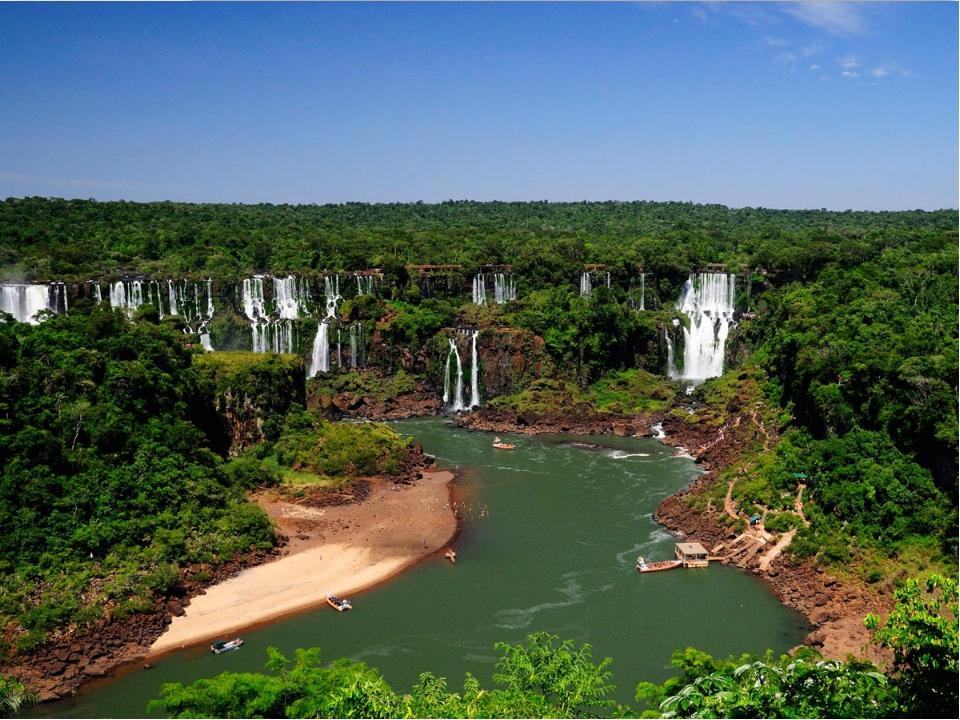 Неукротима буйная природа таинственной Амазонии - бесценного сокровища, пода...