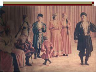 Народный ансамбль «Байр»