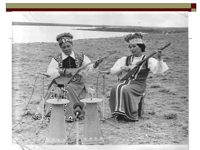 Фольклорный ансамбль «Мөнк байр»