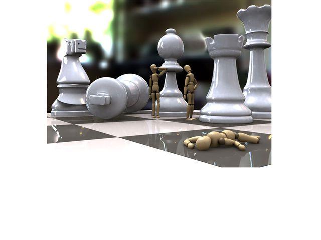 Последнее десятилетие XX века в шахматах ознаменовалось важным событием— поя...