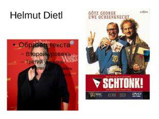 Helmut Dietl