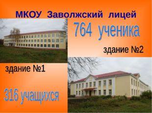МКОУ Заволжский лицей