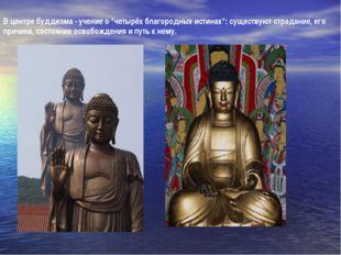 Возник в Древней Индии в VI-V вв. до н.э. Основателем считается Сиддхартха Га