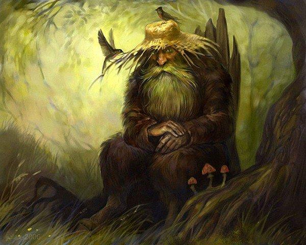 Персонажи славянской мифологии - Славянское язычество - Фору…