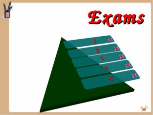 Exams 5 2 1