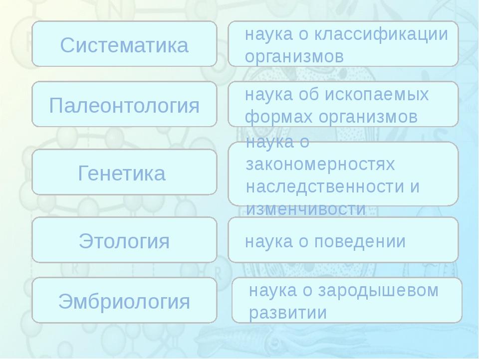 Зорина Наталья Николаевна, учитель биологии и экологии Систематика Палеонтол...