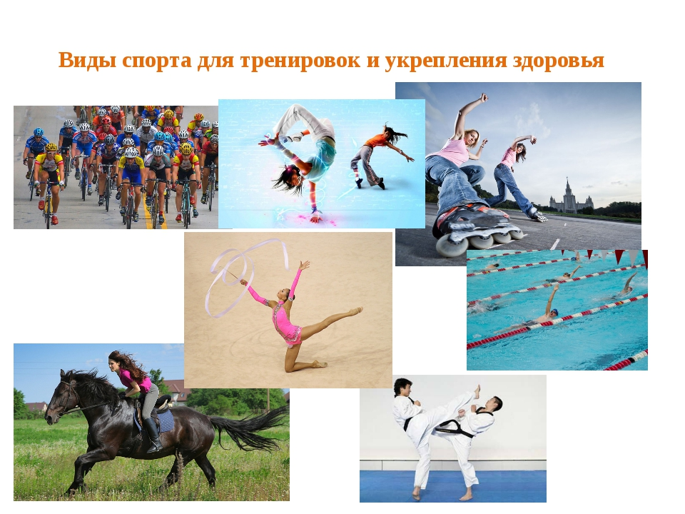 Виды спорта для тренировок и укрепления здоровья