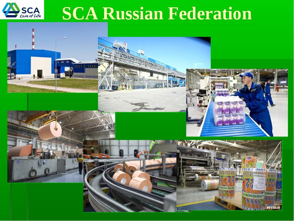 SCA Russian Federation