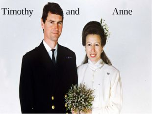 Timothy and Anne