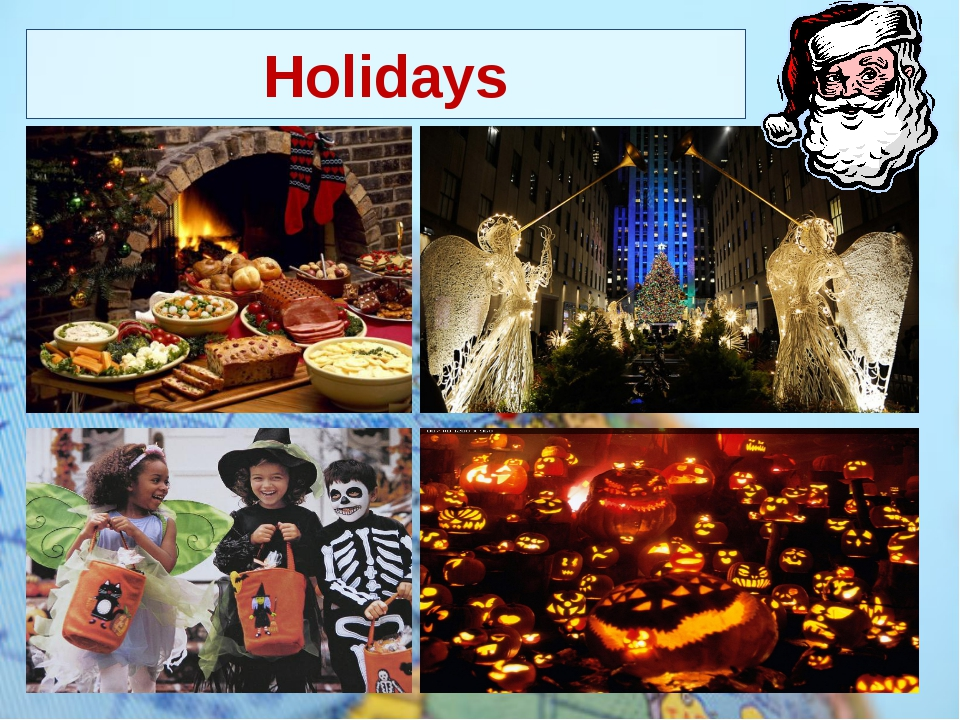 Holidays