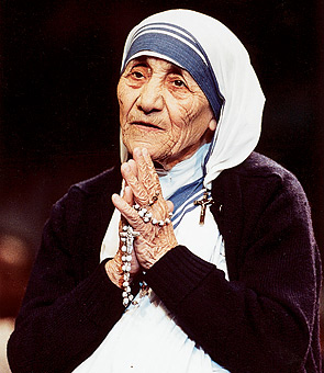 Мать Тереза фото