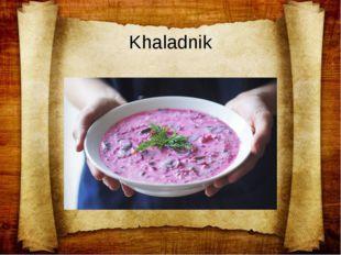 Khaladnik