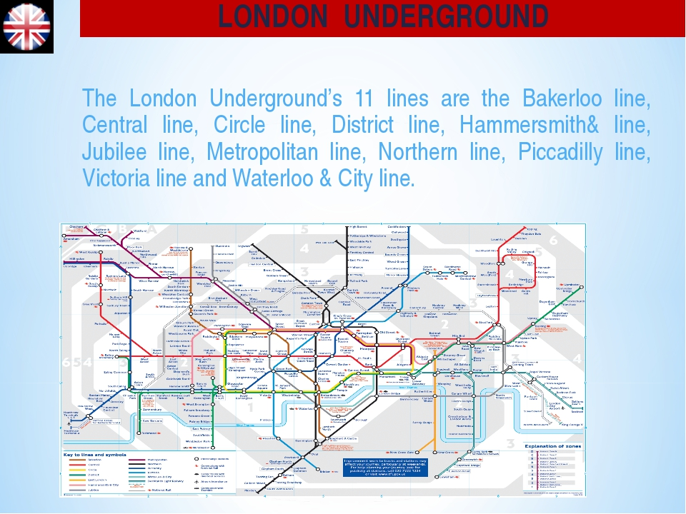 The London Underground's 11 lines are the Bakerloo line, Central line, Circl...