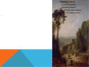 Через ручей 1815 масло, холст Джозеф Мэллорд Уильям Тернер (1775-1851) Crossi