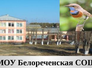 МОУ Белореченская СОШ