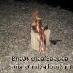 Горящая Таежная свеча-2