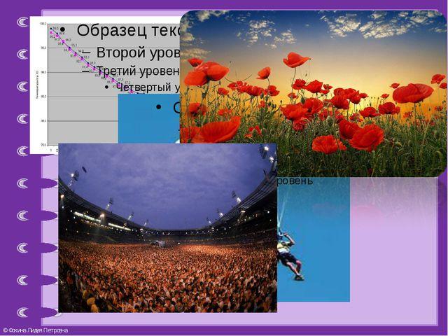 T=(T1-T0)e-kt+T1 е=2.7 © Фокина Лидия Петровна
