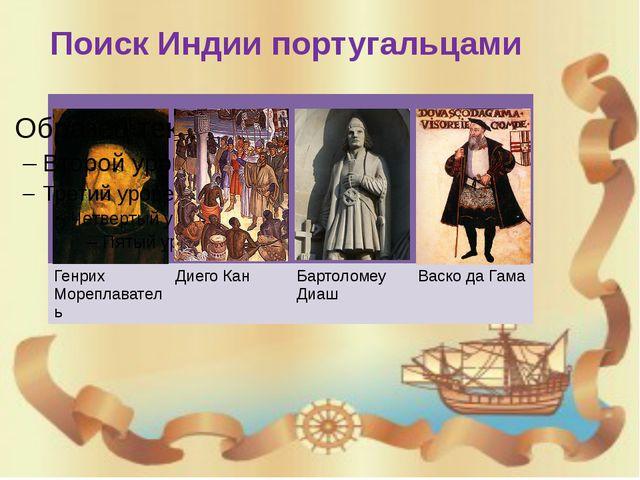 Генрих Мореплаватель (1394 —1460) Португальский принц, организатор многих по...